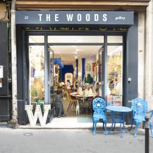 The Woods Gallery - Magasin de meubles - Paris