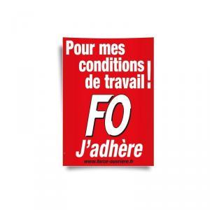 Union Départementale Force Ouvrière 91 UD FO 91 - Syndicat de salariés - Évry-Courcouronnes