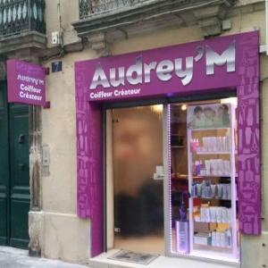 Audrey'm Coiffeur - Coiffeur - Montpellier