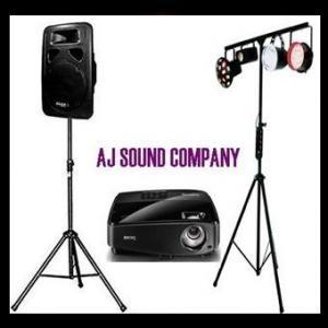 AJ Sound Company - Sonorisation, éclairage - Nantes