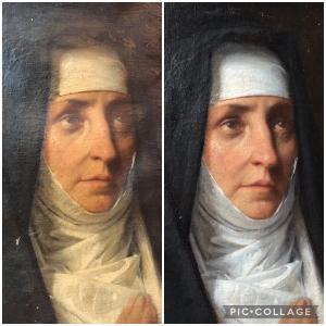 Soulas Ophélie - Restauration de tableaux - Alfortville