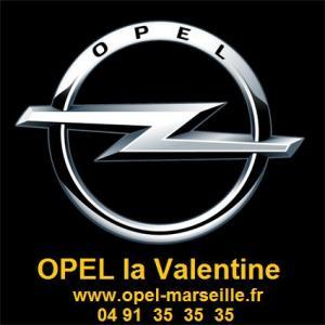 "Opel La Valentine AXOCAR Automobiles ""Agent général"" - Garage automobile - Marseille"