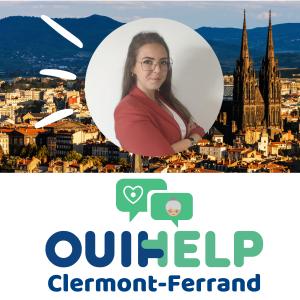 Ouihelp Clermont-Ferrand - Aide à domicile - Services à domicile pour personnes dépendantes - Clermont-Ferrand