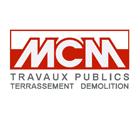 M.c.m - Travaux publics - Thonon-les-Bains