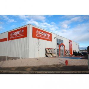 Point.p - Matériaux de construction - Châteaubriant