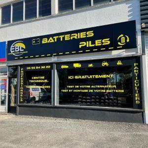 Energie Batteries Libournaise EBL - Vente et réparation de motos et scooters - Brive-la-Gaillarde