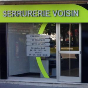 Serrurerie Voisin - Portes blindées - Caen