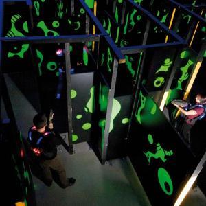 Laser Game Evolution - Parc d'attractions et de loisirs - Limoges