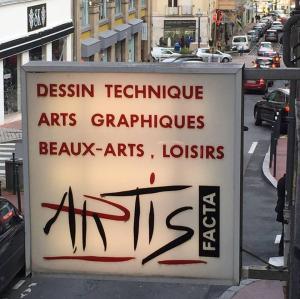 Artis Facta - Artiste peintre - Limoges