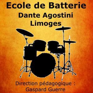 École de batterie Dante Agostini - Cours de batterie - Limoges