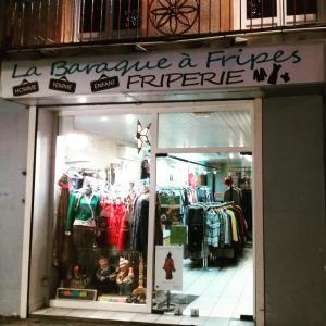 La Baraque A Fripes-friperie - Vêtements femme - Grenoble