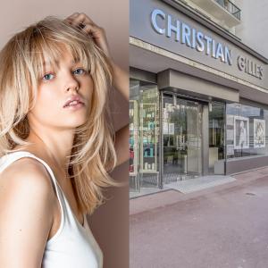 Christian Gilles - Coiffeur - Paris