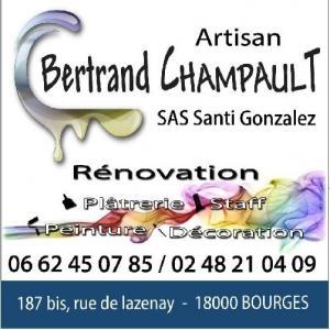 Santiago Gonzalez - Entreprise de peinture - Bourges