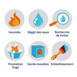 CTSA Sinistres - Entreprise de nettoyage - Granville