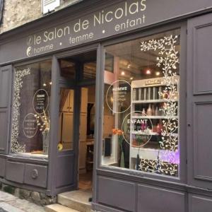 Le Salon de Nicolas - Coiffeur - Senlis