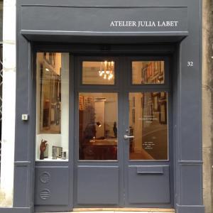 Atelier Julia Labet - Encadrement - Paris