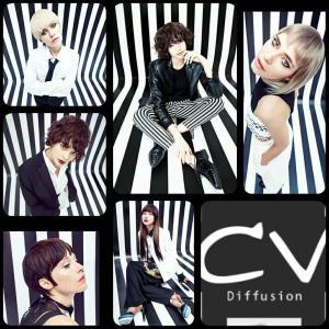 Cv Diffusion Coiffeur - Coiffeur - Caen
