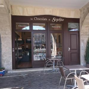 Les Chocolats De Sophie - Chocolatier confiseur - Libourne