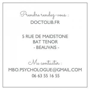 Beckers-Oger Marie - Psychologue - Beauvais
