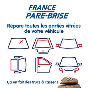 FRANCE Pare Brise - Vente et réparation de pare-brises et toits ouvrants - Grenoble