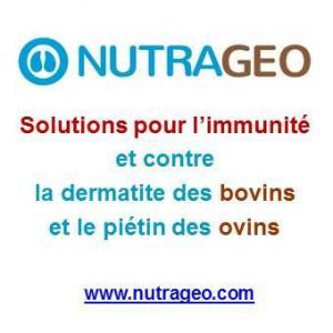 Nutrageo - Fabrication d'additifs et arômes alimentaires - Thonon-les-Bains