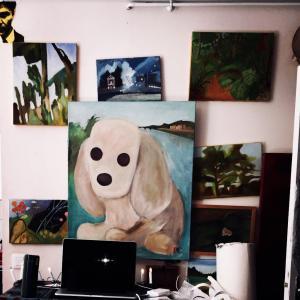 Lyon-hoskins Marta - Artiste peintre - Paris
