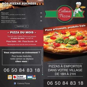 Le Celena Pizza - Restaurant - Essômes-sur-Marne