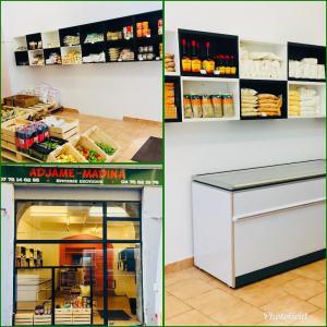 Adjamé-Madina - Alimentation générale - Grenoble