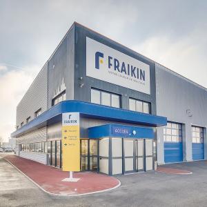 FRAIKIN France - Location de camions et de véhicules industriels - Gellainville