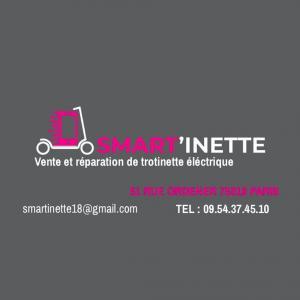 Smartinette - Vente et réparation de vélos et cycles - Paris
