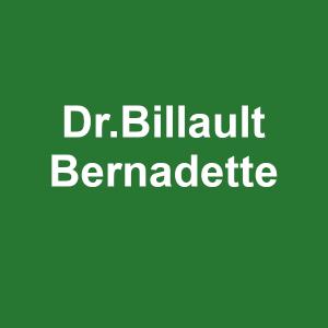 Bernadette Billault - Médecin nutritionniste - Paris