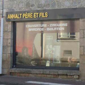 Anhalt Père & Fils SAS - Entreprise de couverture - Égletons