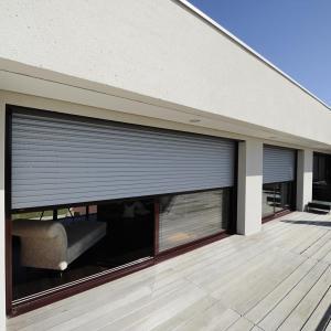 Maison de Lumiere By Technal Acm Marie 91 - Portails aluminium - Sainte-Geneviève-des-Bois
