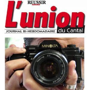 L'union Du Cantal - Agence de publicité - Aurillac