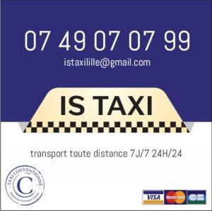 IS Taxi - Taxi - Wattrelos