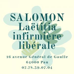 Salomon Laetitia - Infirmier - Pau