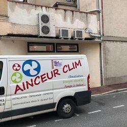 Ainceur Clim - Vente et installation de climatisation - Carcassonne
