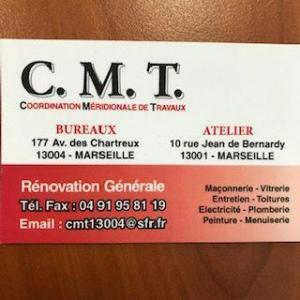 Coordination Meridionale De Travaux CMT - Entreprise de maçonnerie - Marseille