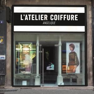 L'Atelier Coiffure Angélique - Coiffeur - Saint-Étienne