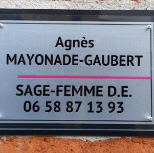 Agnès Mayonade Gaubert - Sage-femme - Muret