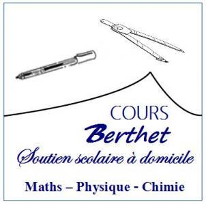 Berthet Isabelle - Soutien scolaire et cours particuliers - Orléans