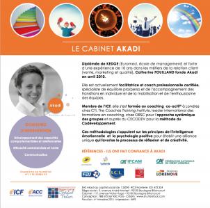 Akadi - Conseil en organisation et gestion - Boulogne-Billancourt