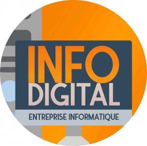 Info-Digital - Dépannage informatique - Dijon