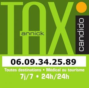 Annick Candido Taxi - Taxi - Saint-Cézaire-sur-Siagne