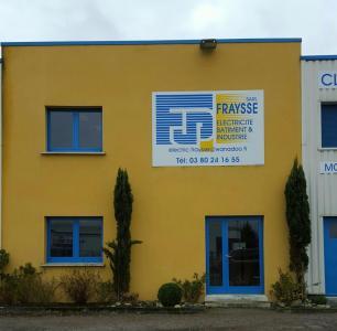 Fraysse SARL - Entreprise d'électricité générale - Beaune