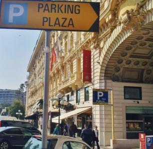 Plaza Services - Parking public - Nice