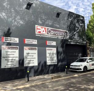 Premium Parebrise PA Carrosserie - Vente et réparation de pare-brises et toits ouvrants - Nanterre