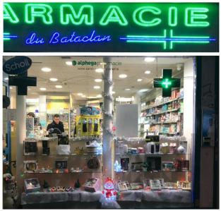 Pharmacie Du Bataclan Paris 11 - Parapharmacie - Paris