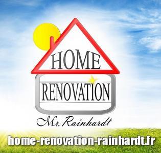 Home Renovation Rainhardt - Entreprise de couverture - Rezé