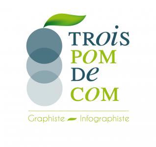 3 Pom De Com - Graphiste - Aurillac